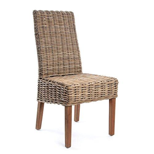 Skalny Kooboo Rattan Chair, 38.5