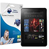 """Tech Armor Kindle Fire HD Screen Protector, High Definition HD-Clear Amazon Kindle Fire HD 8.9"""" (2012) Film Screen Protector [2-Pack]"""