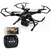 MD Group RC Quadcopter Drone Double GPS Optical Positioning WIFI FPV With 1080P HD Camera