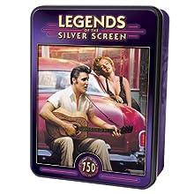 Legendary Crossroads 750 pc Legends Slv Scrn Tin
