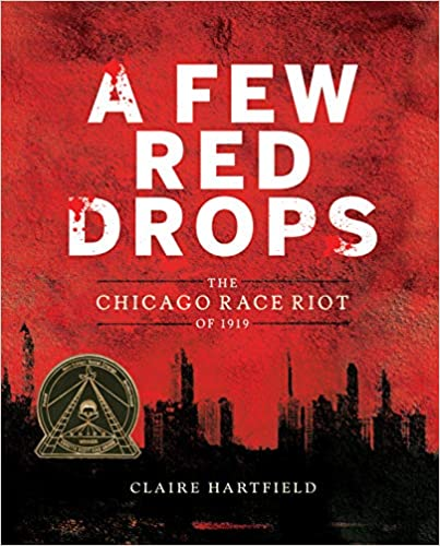 cover image, A Few Red Drops