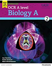 OCR A level Biology A Student Book 2 + ActiveBook (OCR GCE Science 2015)