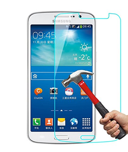 Tempered Glass Screen Protection for Samsung Galaxy Grand 2 (Clear) - 5
