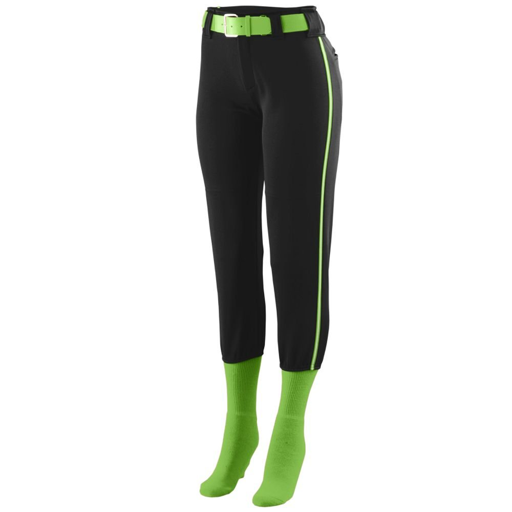 Augusta Sportswear Girls Collegiate Low Rise Softball Pant