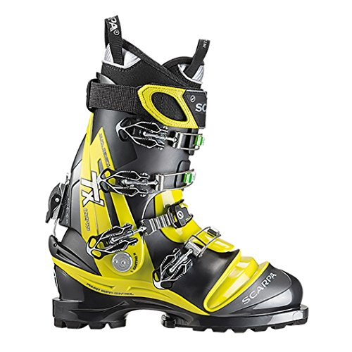 SCARPA TX Comp 2017 Anthracite/Acid Green 22.5