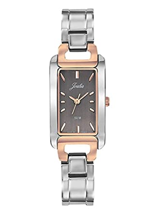 Joalia - Reloj Mujer - h634 m073 - Pulsera Plateado - Caja ...