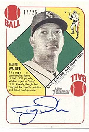 Amazoncom 2015 Topps Heritage 51 Collection Autographs