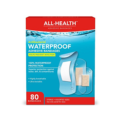 All Health Clear Waterproof 3 Assorted