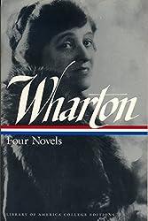Edith Wharton: Four Novels: A Library of America College Edition (Library of America College Editions)