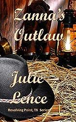 Zanna's Outlaw: Revolving Point, Texas Series