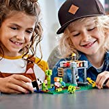 LEGO Minecraft The Panda Nursery 21158 Construction Toy for Kids, Great Gift for Fans of Minecraft and Pandas, New 2020