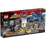 LEGO Super Heroes 76051: Captain America Civil War Super Hero Airport Battle