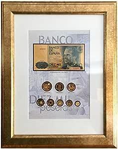 IMPACTO COLECCIONABLES Monedas, Billetes de ESPAÑA - 8 Pesetas ...