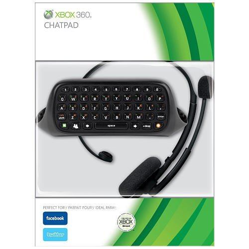 Kit Messenger - Messenger Kit For Xbox 360 - Black