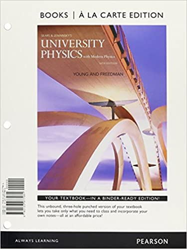 Amazon university physics with modern physics books a la carte amazon university physics with modern physics books a la carte edition modified mastering physics with pearson etext valuepack access card 14th fandeluxe Image collections