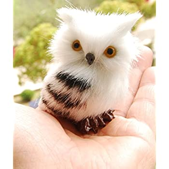 Little OWL Sitting Harry potter's Owl Learning Resources Miniature Plush Stuffed Animal Toy
