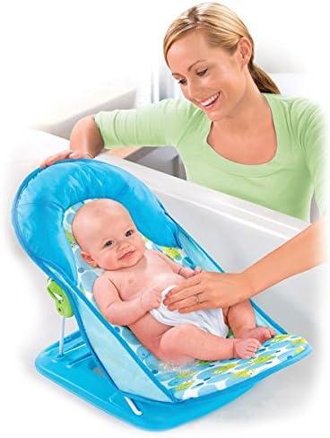 Summer Infant Deluxe Baby Bather Happy Frog: Amazon.co.uk: Baby