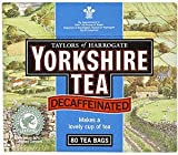 Yorkshire Tea Bags Decaffeinated ( 12 X 80 Pack )