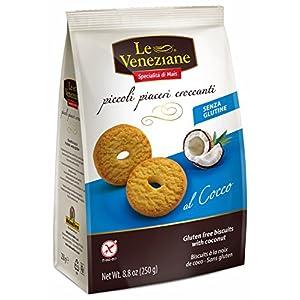 Biscotti senza Glutine e senza olio di palma