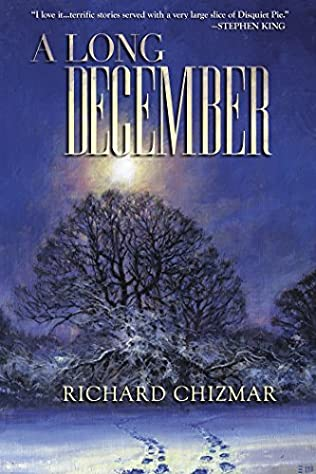 book cover of A Long December