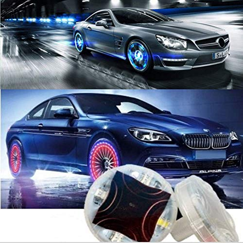 Tyre Led Light With Motion Sensor in US - 5