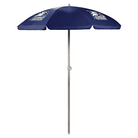 NCAA Georgia Southern Eagles Digital Print Umbrella, Navy, One Size