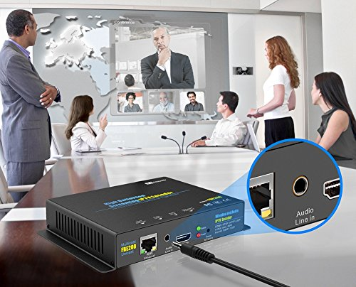 FMUSER H.264 Live HDMI Video Encoder, Full 1080p RTMP IPTV Encoder, Live Stream Broadcast on Facebook Youtube Ustream Wowza Streaming Platforms by fmuser (Image #6)