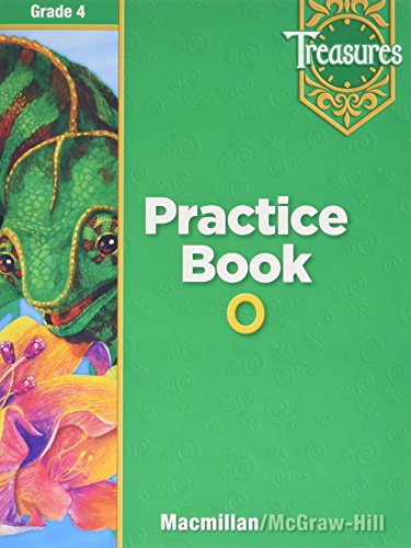 Treasures Grade 4 Practice Book O
