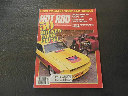 Hot Rod Feb 1984 Nitrous Oxide? No Thanks, I'm Trying To Quit