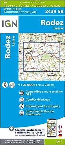 En ligne téléchargement 2439SB RODEZ/LAISSSAC pdf epub