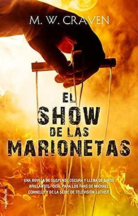 Image result for el show de las marionetas libro