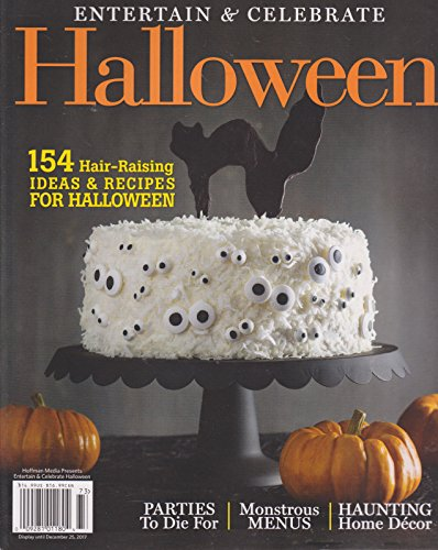 Entertain & Celebrate Halloween Magazine 2017]()