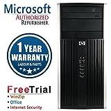HP 6005 PRO Tower AMD Athlon II B24 3.0GHz , 8G DDR3 RAM , 2TB HDD , DVD , Windows 10 Pro 64 ,1 YEAR Warranty