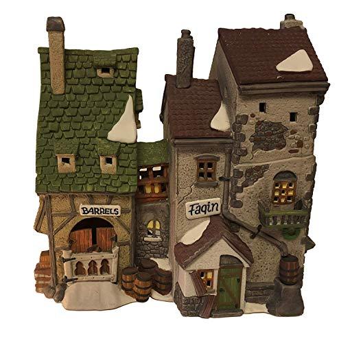 - Dept 56 Dickens Village **Fagin's Hide-A-Way** 55522