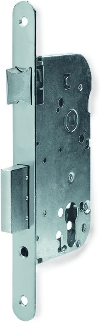 Tesa Assa Abloy, 203MNI60RAI, Cerradura Automática para Puertas de Madera, 70 mm