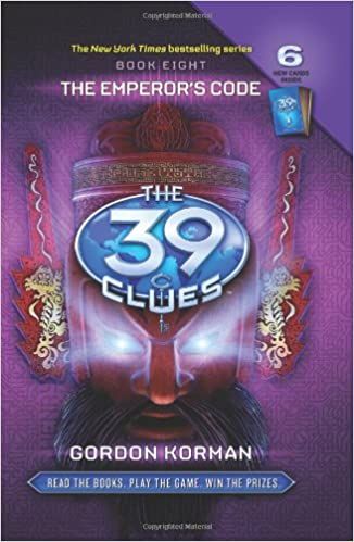 The emperors code the 39 clues book 8 gordon korman the emperors code the 39 clues book 8 gordon korman 9780545060486 amazon books fandeluxe Images