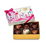 Godiva Chocolatier 6 Piece Valentine's Day Gift Box