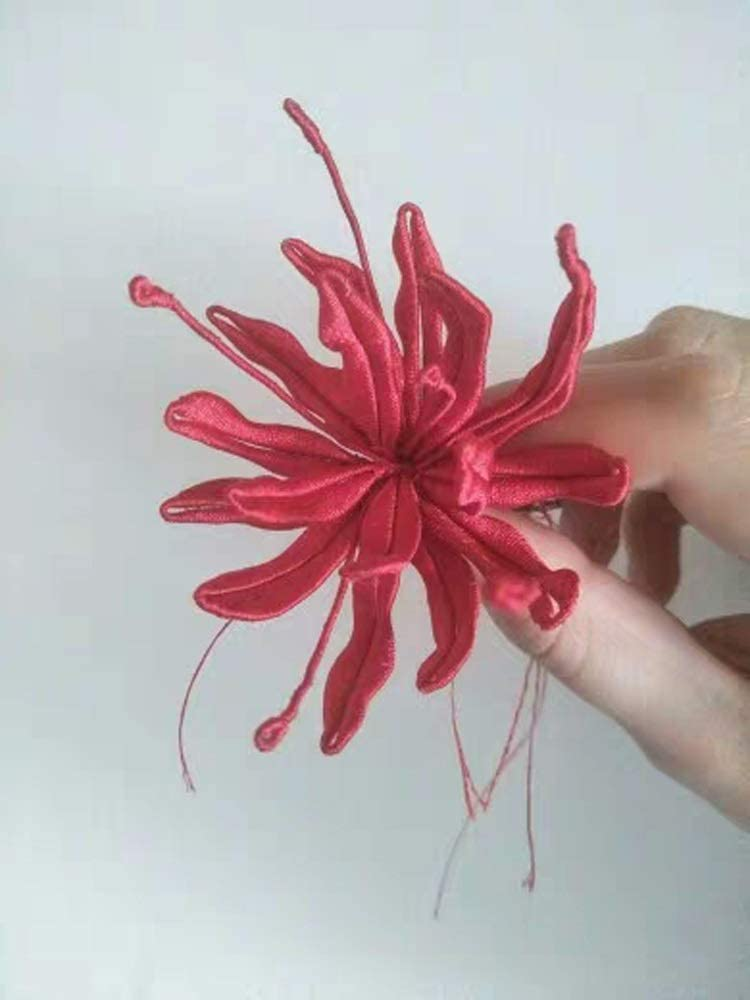 Embroidery thread Jun Hilo de Seda Bordado a Mano Hilo de Seda ...