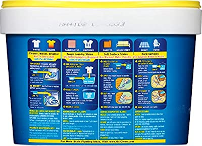 OxiClean Versatile Stain Remover Powder, 3 lbs