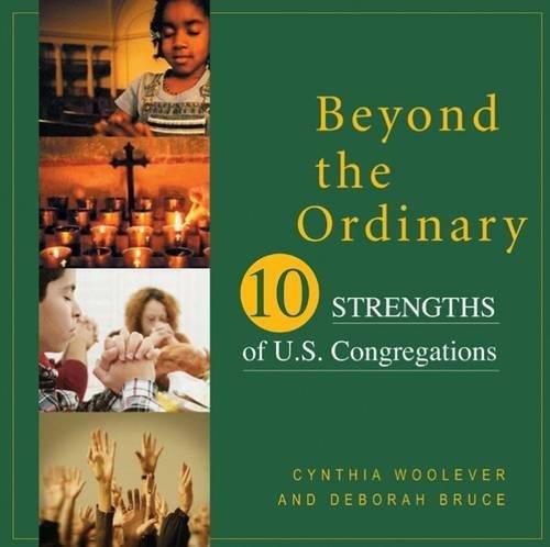Beyond the Ordinary: Ten Strengths of U.S. Congregations pdf epub