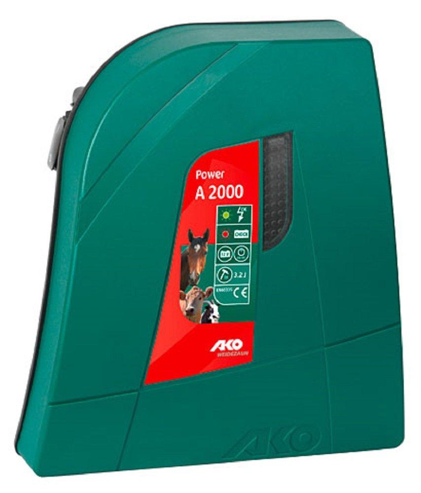 Ako elettrificatore Power A 2000 12 V batteria dispositivo 372892 Alimentazione Dispositivo
