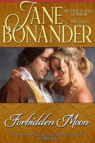 book cover of Forbidden Moon