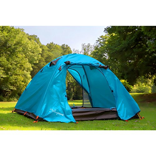 camp valley 4 person tent - 1