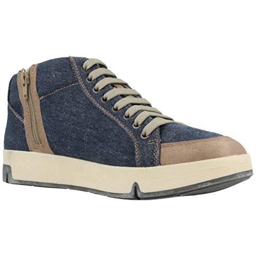 Calzado deportivo para hombre, color gris , marca STONEFLY, modelo Calzado Deportivo Para Hombre STONEFLY DUSTY 5 Gris Azul