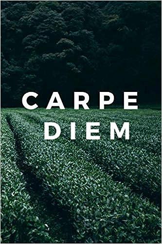 Téléchargez Carpe Diem: Motivational Notebook, Journal, Diary (110 Pages, Blank, 6 x 9) EPUB gratuitement en Français