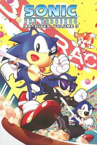 Sonic the Hedgehog Archives, Vol. 3