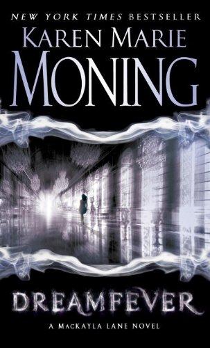 Book cover for Dreamfever