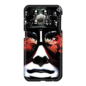 Shockproof Cell-phone Hard Covers For Samsung Galaxy S6 (awF1794OIox) Provide Private Custom Stylish Judas Priest Band Image