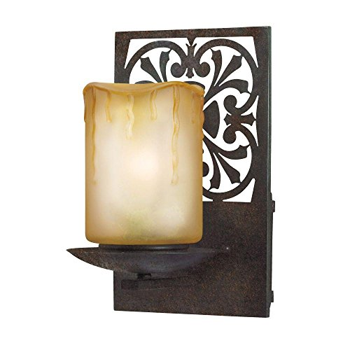 Outdoor Lighting Fixtures Stained Glass - 7