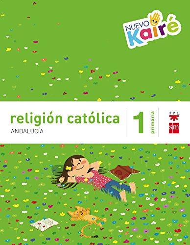 Religión católica. 1 Primaria. Nuevo Kairé. Andalucía